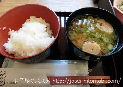 ホテルブライトンシティ大阪北浜の朝食