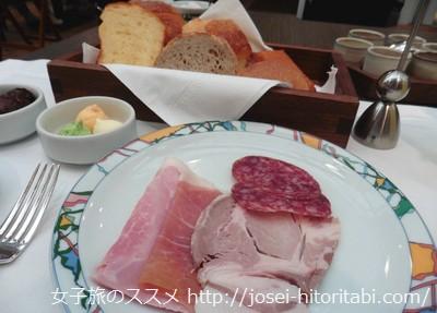 北野ホテルの世界一の朝食