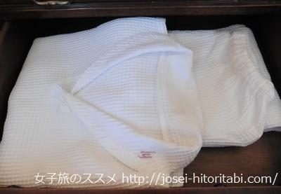 神戸北野ホテルのアメニティ