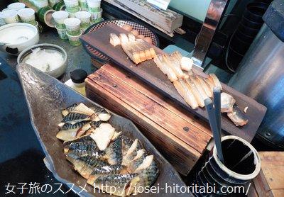神戸メリケンパークオリエンタルホテルの朝食ビュッフェ