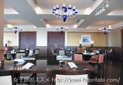 メリケンパークオリエンタルホテルのレストラン