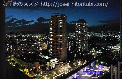神戸ベイシェラトンホテルのクラブラウンジ