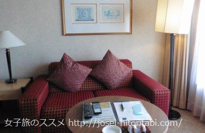 神戸ベイシェラトンの客室