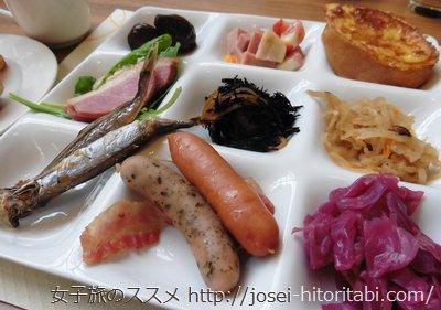 神戸ベイシェラトン ホテル&タワーズの朝食