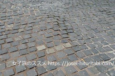ハウステンボスの石畳