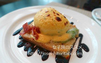 東京ステーションホテルの朝食