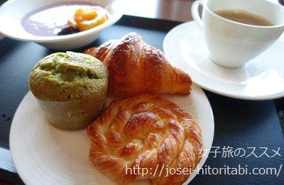 マリオットアソシアホテル名古屋の朝食