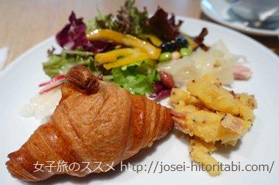 ソラリア西鉄ホテル銀座の朝食