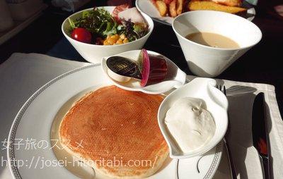 ANAクラウンプラザホテル大阪の朝食