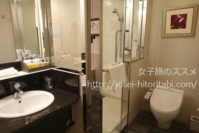 ANAクラウンプラザホテルの客室