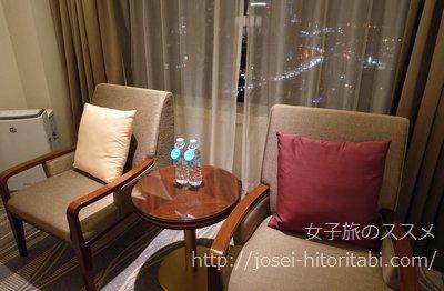 ホテルオークラ神戸の客室