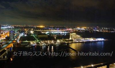 ホテルオークラ神戸の眺望