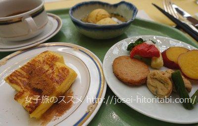 ホテルオークラ神戸の朝食