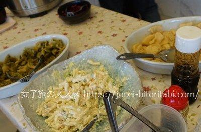 東横インの無料朝食