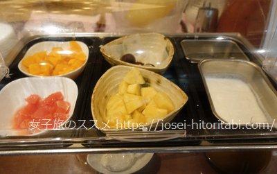 錦水館の朝食