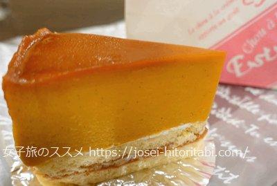 エストローヤル神戸のケーキ