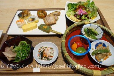 リッチモンドホテルプレミア京都駅前の朝食