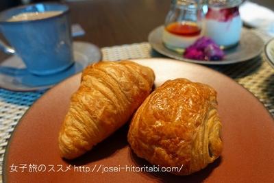 ホテルザセレスティン東京芝の朝食ビュッフェ