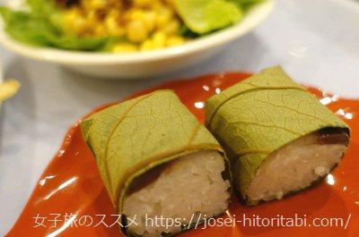 ホテル日航奈良の朝食