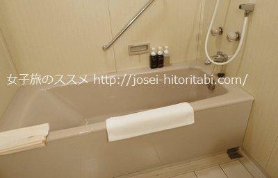 ANAクラウンプラザホテル神戸のお風呂