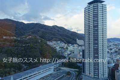ANAクラウンプラザホテル神戸の眺望