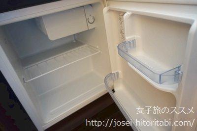 ホテルフォルツァ長崎の冷蔵庫