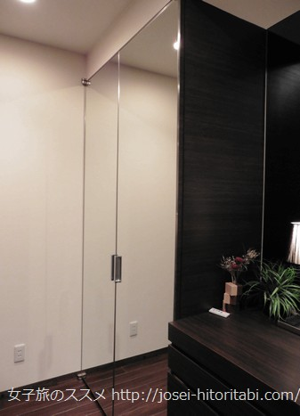 ホテルナトゥールヴァルト富良野のスイートルーム黒フクロウ