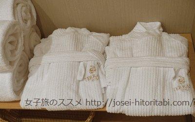 ガーデンテラス長崎ホテル&リゾートのアメニティ