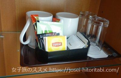 ANAクラウンプラザホテル長崎グラバーヒルのアメニティ