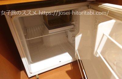 ANAクラウンプラザホテル長崎グラバーヒルの客室冷蔵庫