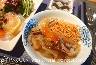 ANAクラウンプラザホテル長崎の朝食バイキング