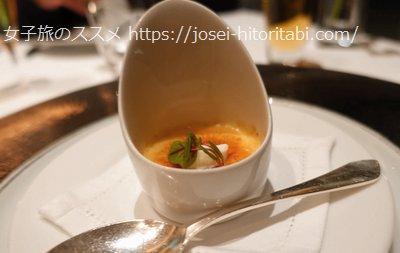 ホテルラスイート神戸ハーバーランドのディナー