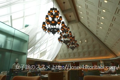 東京ステーションホテルの朝食バイキング