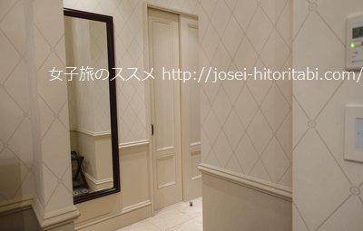 東京ステーションホテルのドームサイドキングルーム