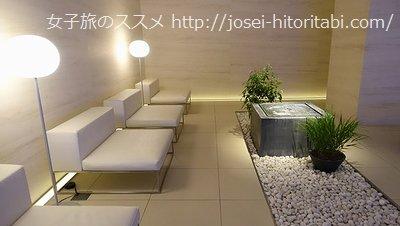 東京ステーションホテルの大浴場
