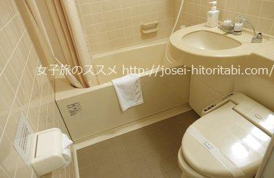 運河の宿 小樽ふる川のバスルーム