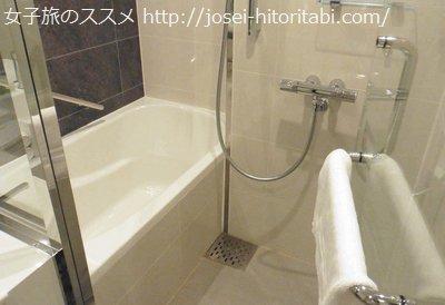 ダイワロイネットホテル銀座のお風呂