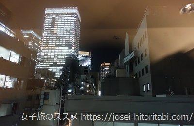 三井ガーデンホテル京橋の眺望