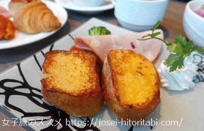 三井ガーデンホテル京橋の朝食ビュッフェ