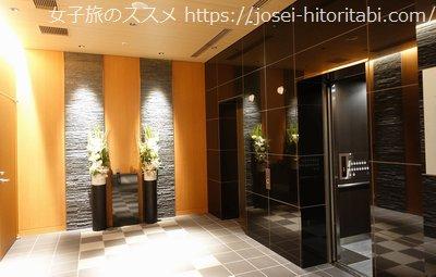 三井ガーデンホテル京橋の電子レンジ