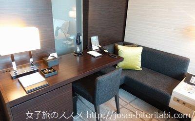 三井ガーデンホテル銀座プレミアのスーペリアダブルルーム
