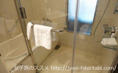 三井ガーデンホテル銀座プレミアのバスルーム