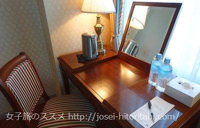ウォーターマークホテル長崎ハウステンボスのデラックスキングルーム