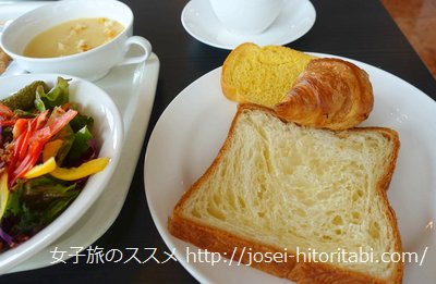 ウォーターマークホテル長崎の朝食バイキング
