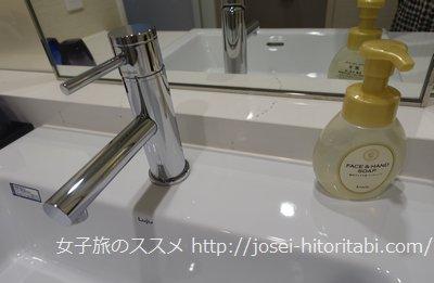 プレミアホテルキャビン大阪のアメニティ