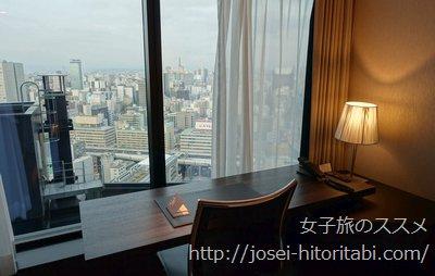 三井ガーデンホテル名古屋プレミアのモデレートシングルルーム