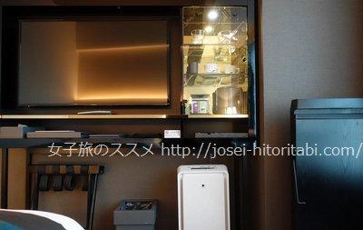 三井ガーデンホテル名古屋プレミアのアメニティ