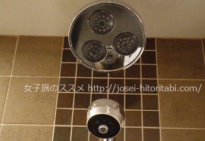 京都ブライトンホテルのお風呂