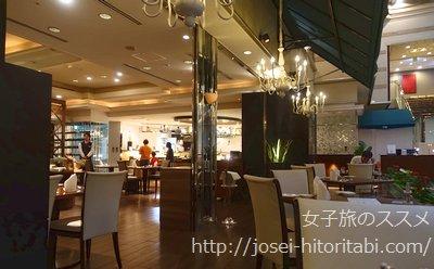 京都ブライトンホテルのレストラン