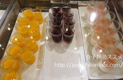 京都ブライトンホテルの朝食